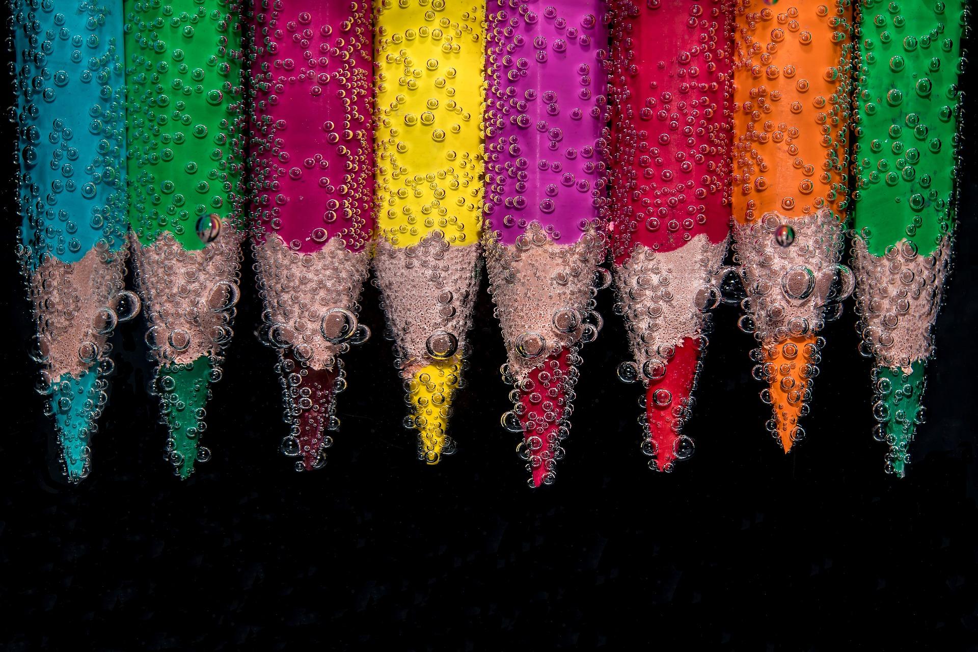 Thumbnail colors